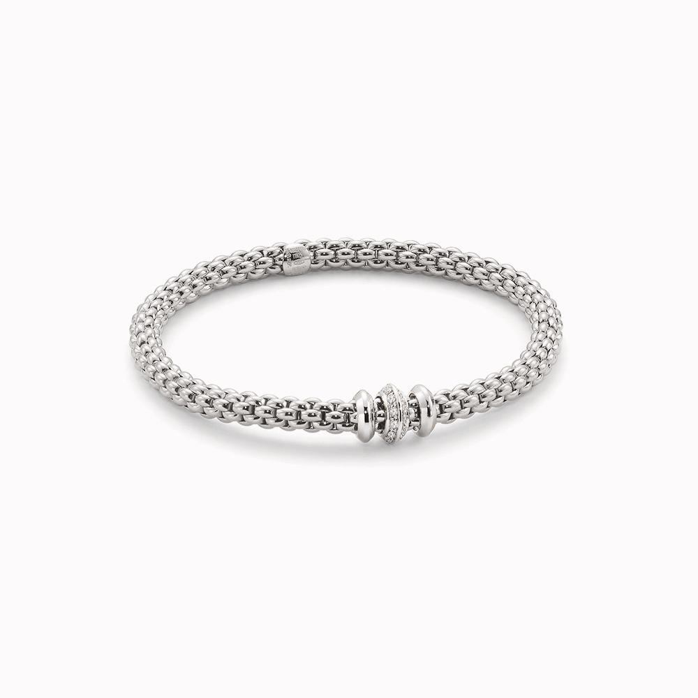 Image 2 for FLEX'IT Solo 18k Gold Bracelet