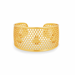 Closeup photo of Honeycomb Cuff