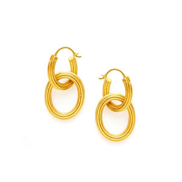 Byzantine 2-In-1 Earring | LaNae Fine Jewelry