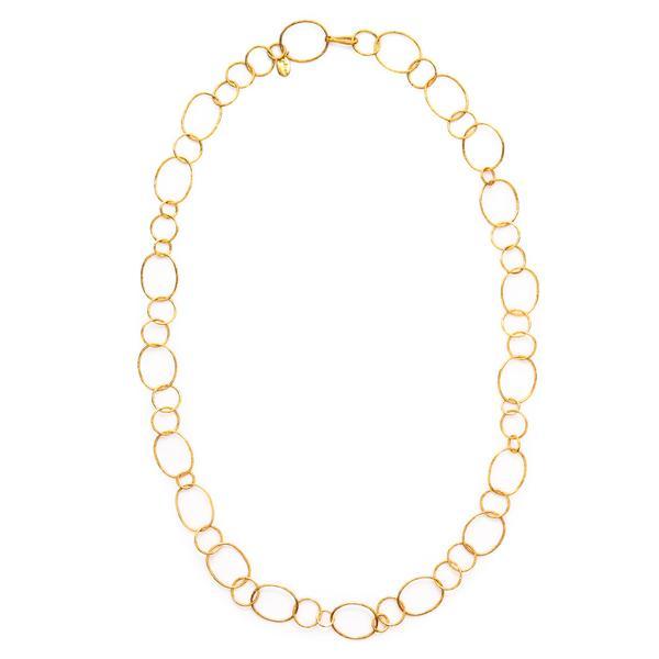 Closeup photo of Colette Necklace