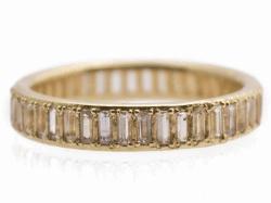 Closeup photo of 18k Yellow Gold Ring - 13429