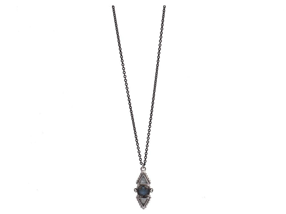 Champagne Diamond Necklace - 11922.0