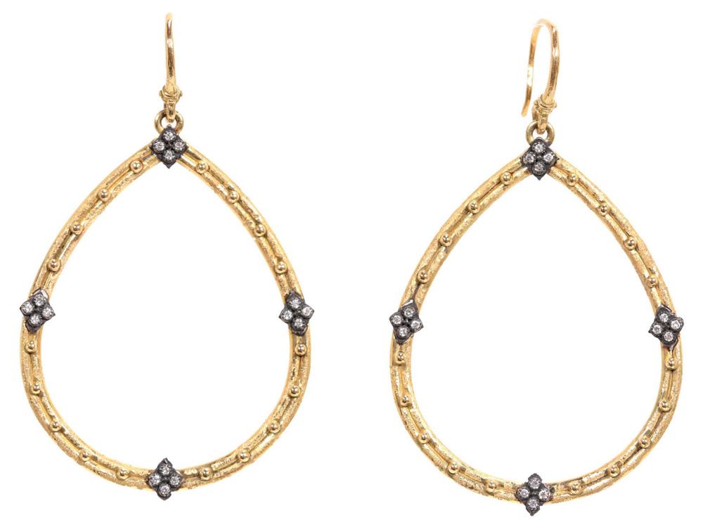 Sterling Silver Earring - 02147