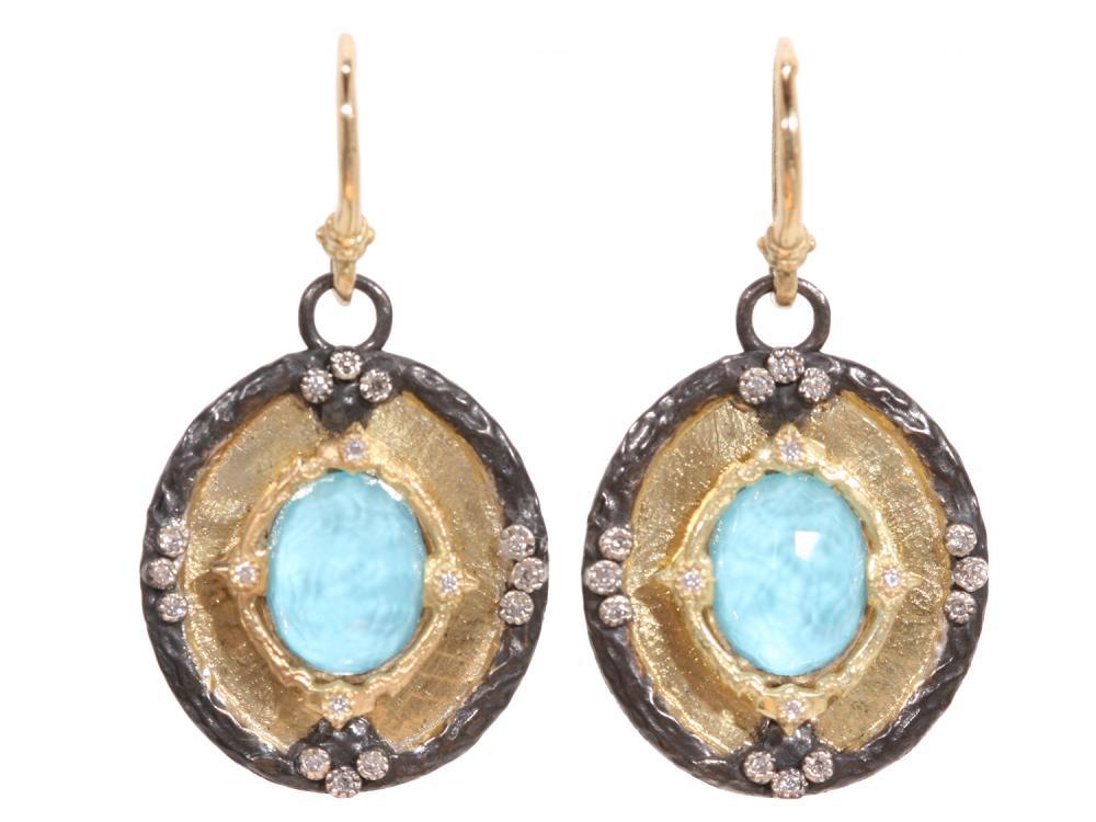 Sterling Silver Earring - 02330