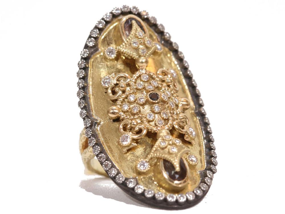Sterling Silver Ring - 02380