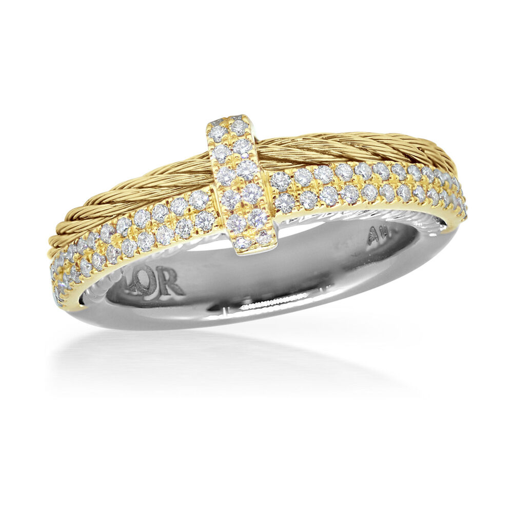 Image 2 for Yellow & Yellow Gold Ring
