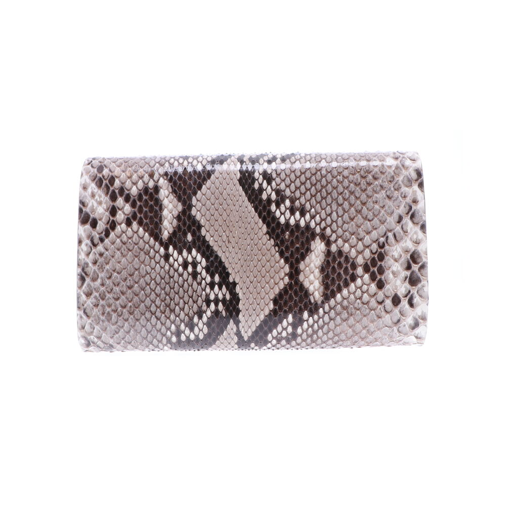 Image 2 for Large Natural Python Clutch