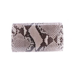 Closeup photo of Large Natural Python Clutch