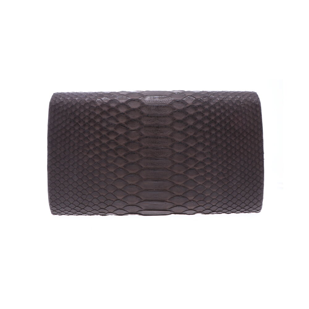 Image 2 for Large Grey Python Clutch