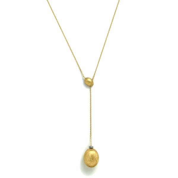 Closeup photo of Dancing Elite Adjustable Drop Necklace and Lariat