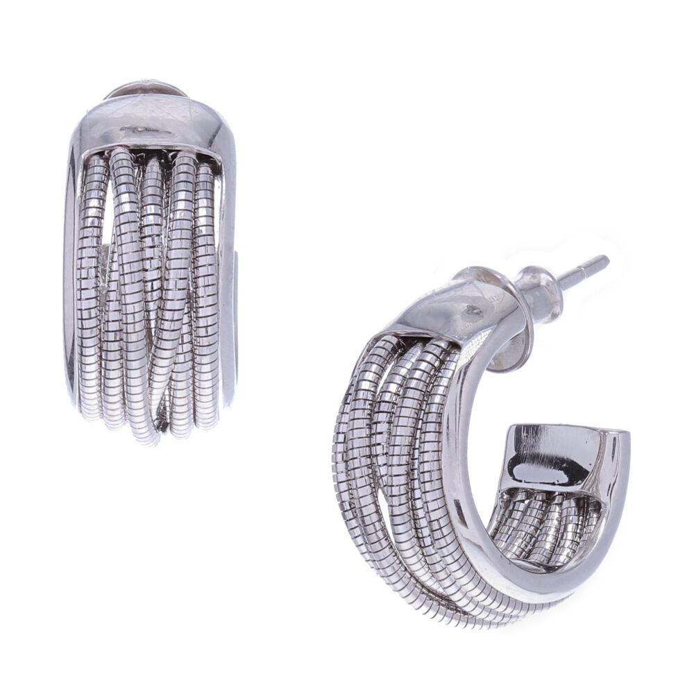 Image 2 for Small Huggie Earring