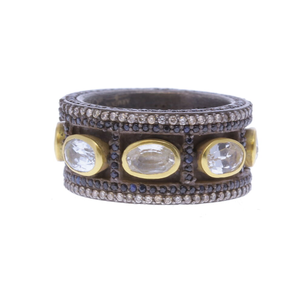 Wide Band Ring - 12445