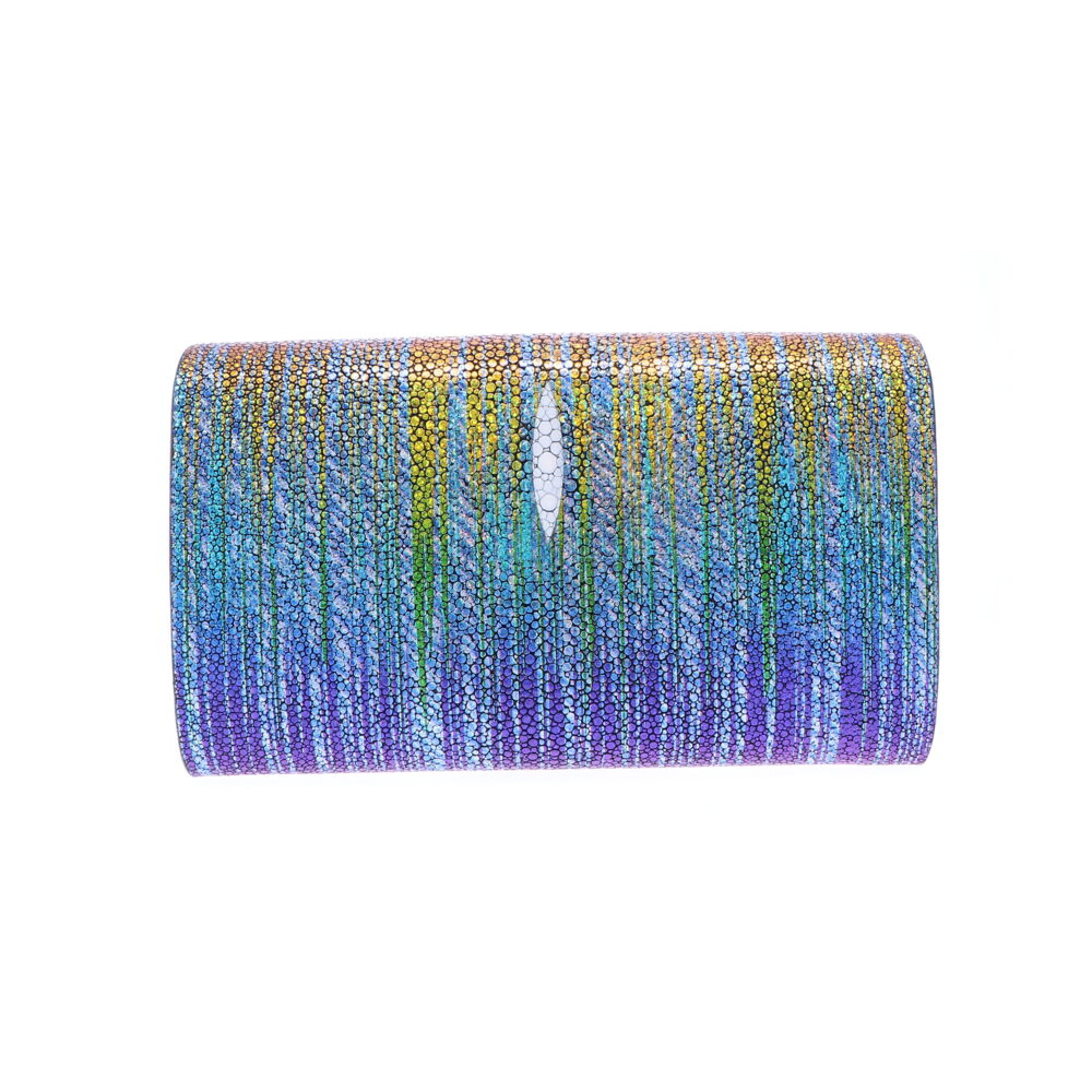 Image 2 for Rainbow Stingray Wide Chain Bag