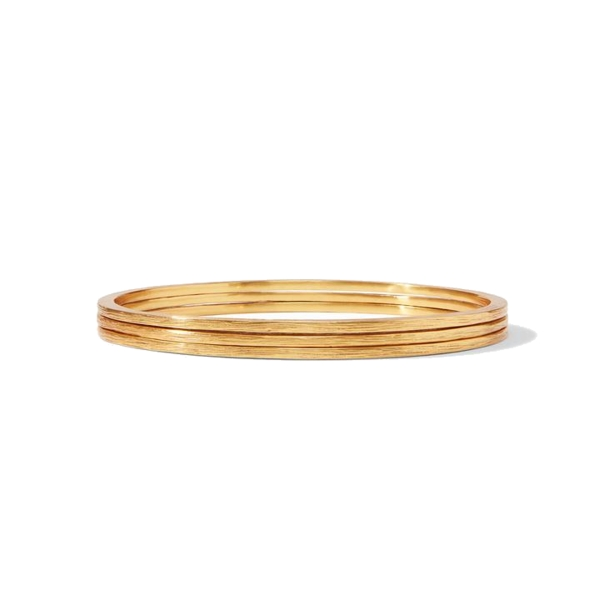 Closeup photo of Aspen Stacking Bangles