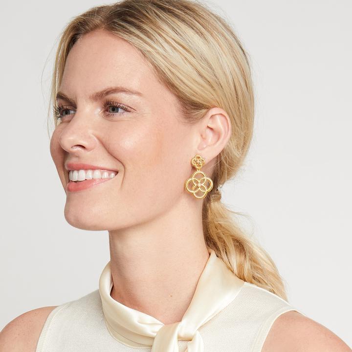 Image 2 for Chloe Fleur Earring