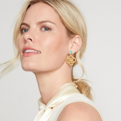 Closeup photo of Chloe Demi Earring
