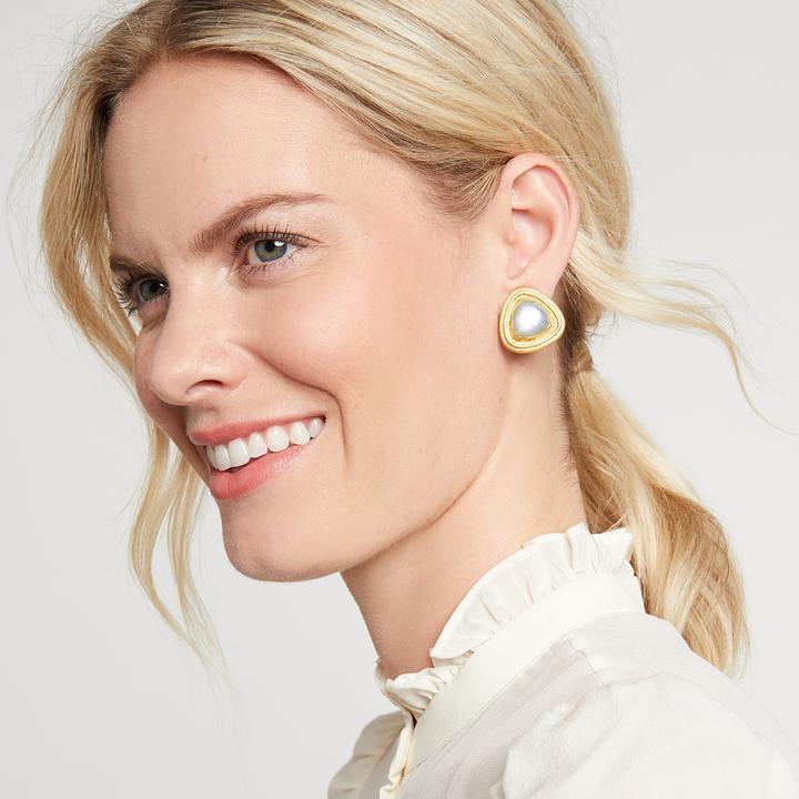 Image 2 for Barcelona Clip-On Earrings