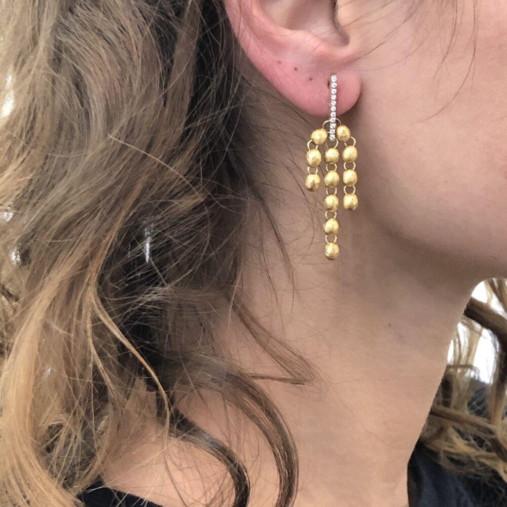 Image 2 for Dancing in the Rain Dangle Earrings