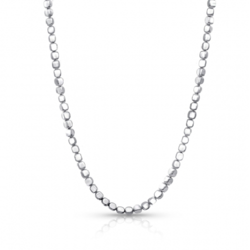 Closeup photo of Ice Cube Long Chain Necklace