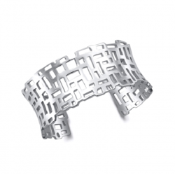 Closeup photo of Ventana Cuff Bracelet