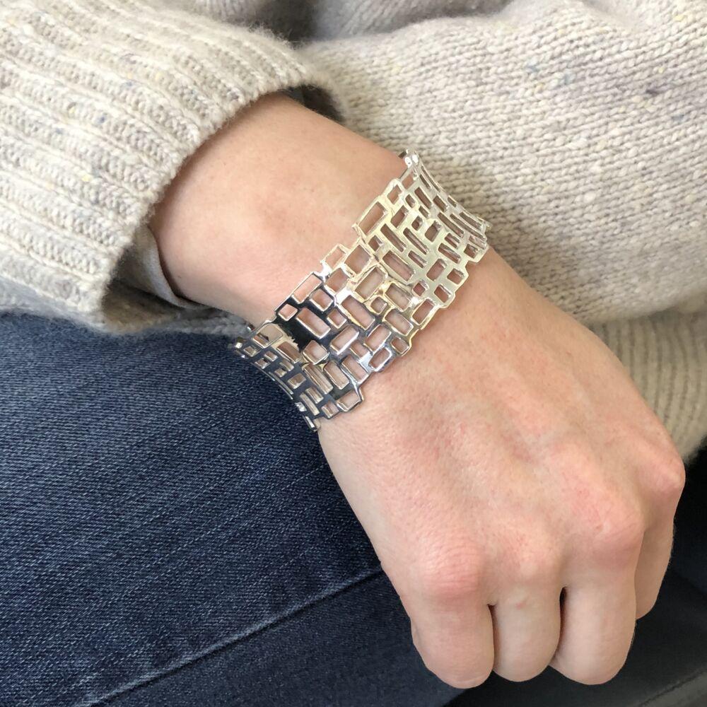 Image 2 for Ventana Cuff Bracelet