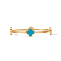 Closeup photo of Chloe Bangle - Pacific Blue