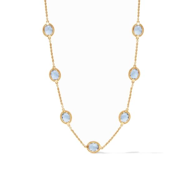 Closeup photo of Calypso Delicate Necklace