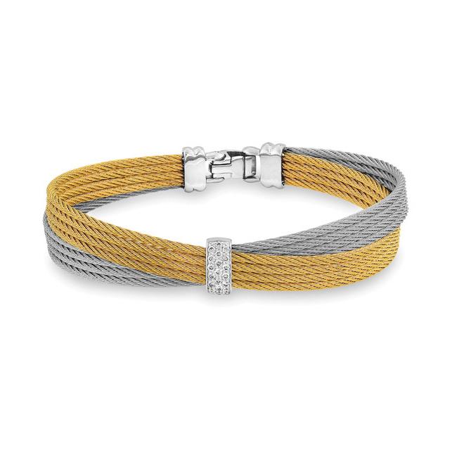 Image 2 for Classique Criss Cross Bracelet