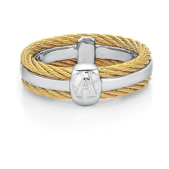 Image 2 for Classique Three Band Ring