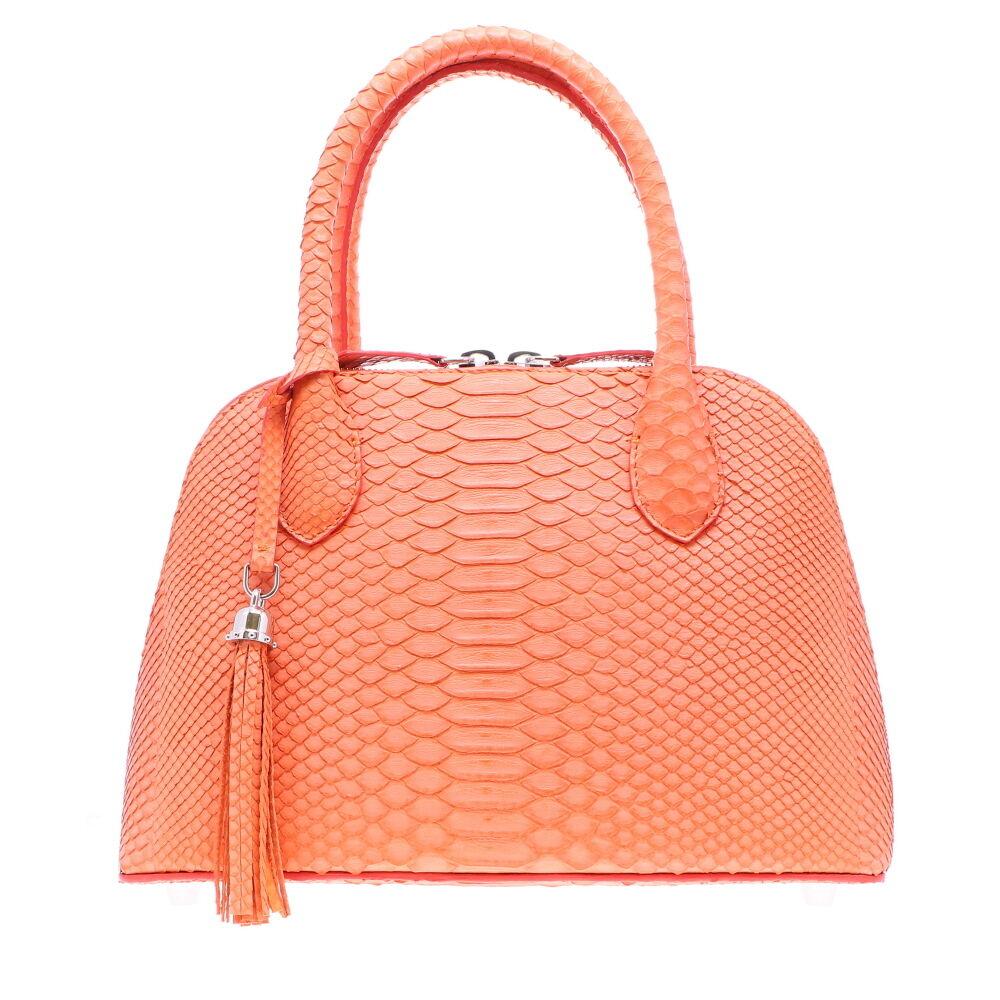 Orange Python Dome - Small