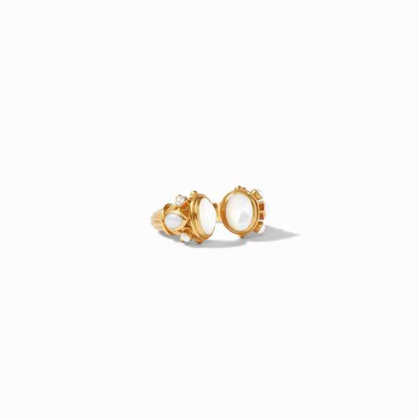Closeup photo of Byzantine Ring