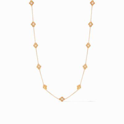 Closeup photo of Florentine Demi Delicate Necklace