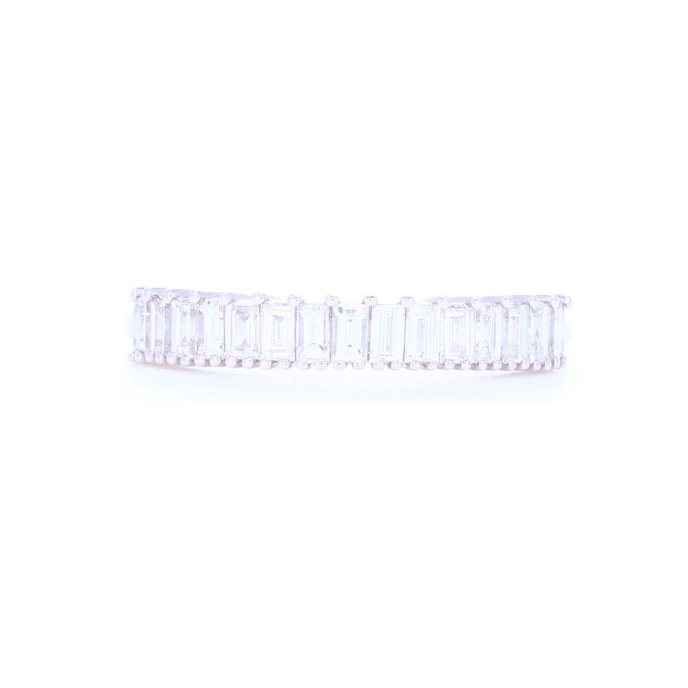 Baguette Diamond 1/2 Stack Ring