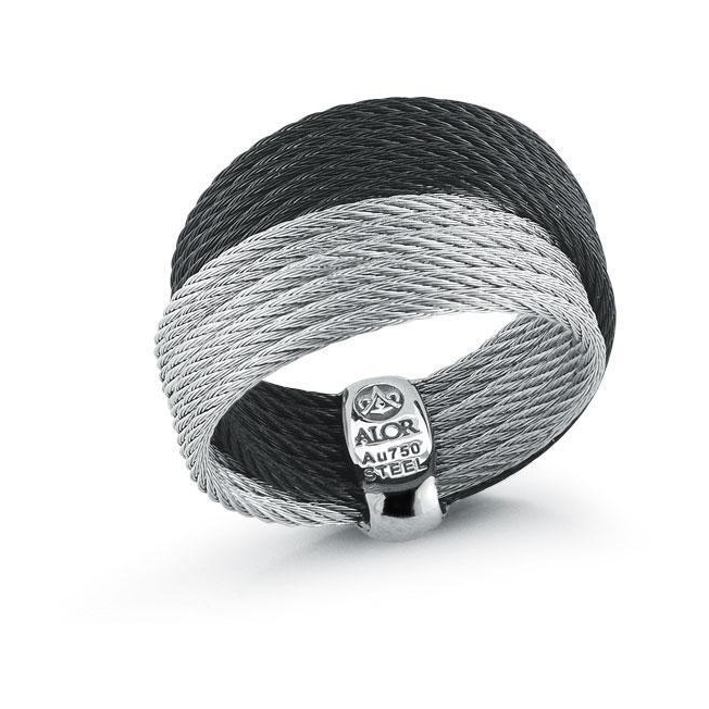 Image 2 for Two Tone Ring