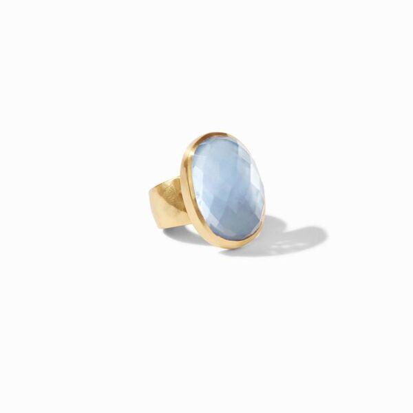 Closeup photo of Savannah Statement Ring