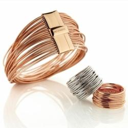 Closeup photo of Wide Bracelet