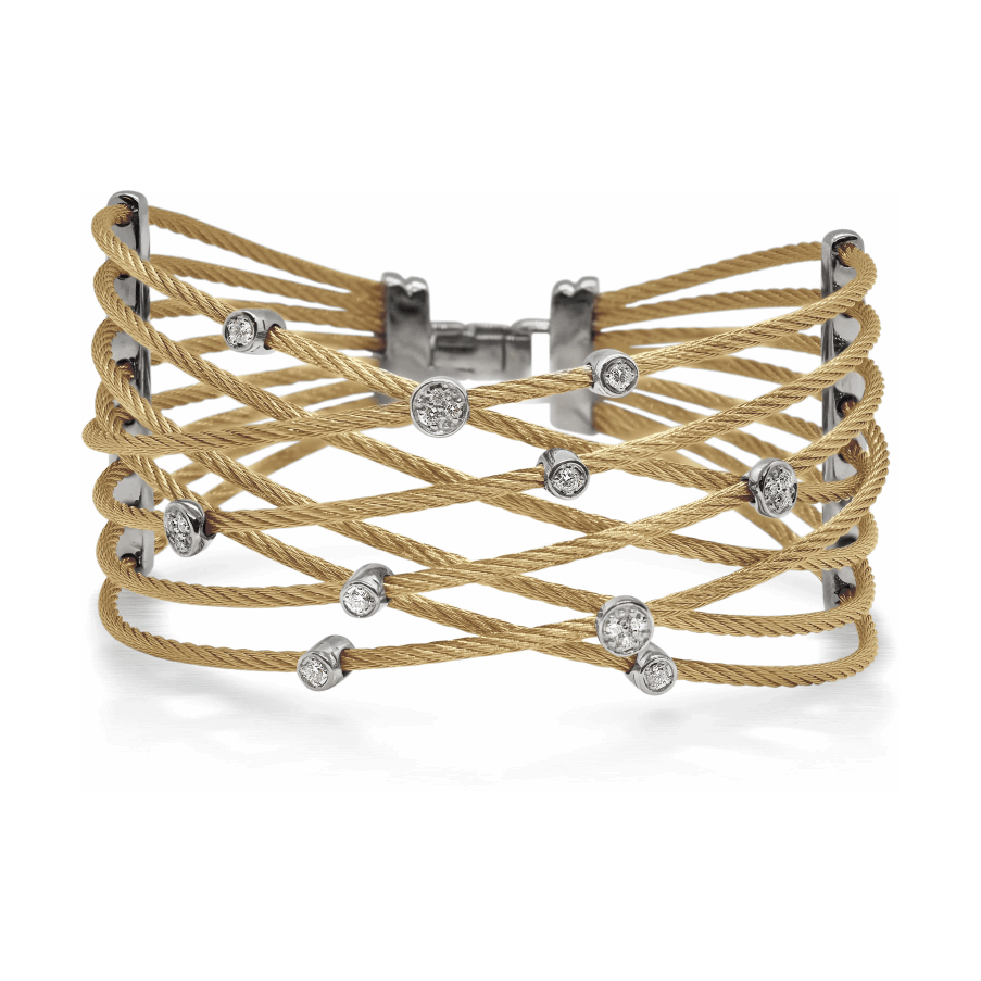 Image 2 for Yellow Constellation Bracelet