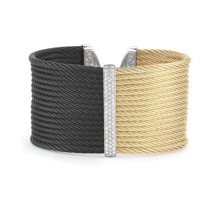 Image 2 for Noir Two Tone Cuff