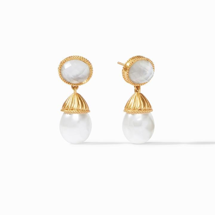 Image 2 for Olympia Pearl Earring