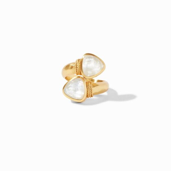 Closeup photo of Paris Duet Ring