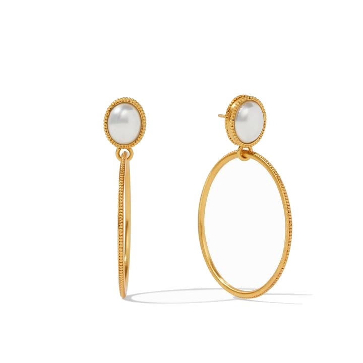 Image 2 for Verona Statement Earrings