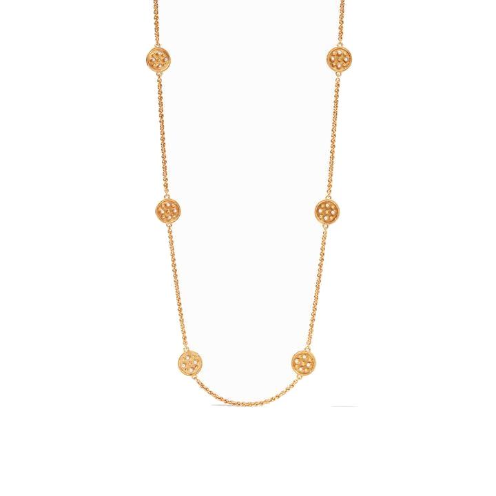 Paris Station Necklace
