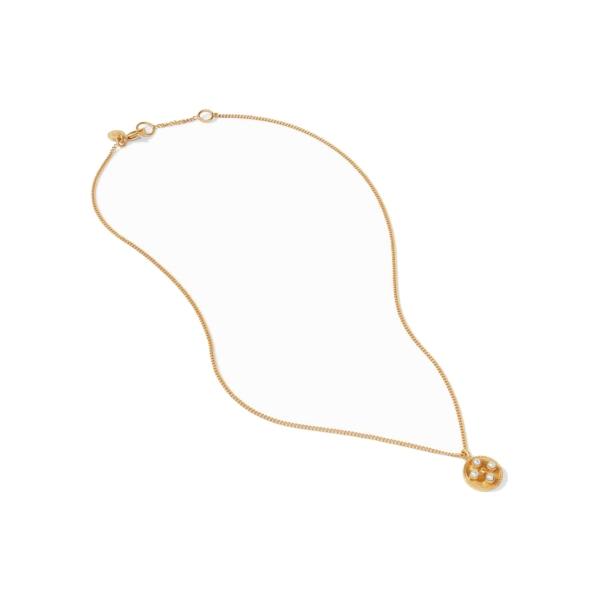 Closeup photo of Paris Charm Necklace