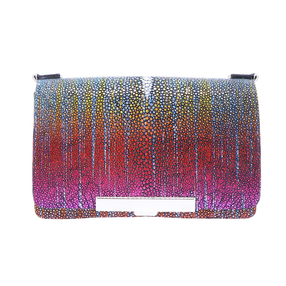 Stingray Chain Bag Rainbow