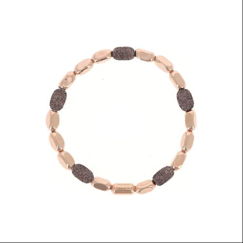 Metalworks TicTac Bracelet Rose Gold Antelope Polvere