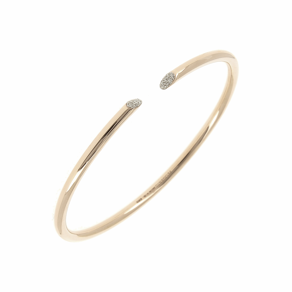 Thin Diamanti Bangle Bracelet