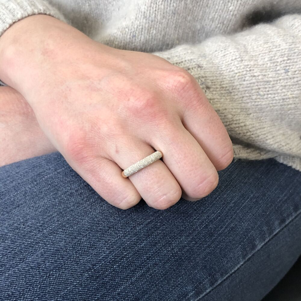 Image 2 for Thin Diamanti Ring