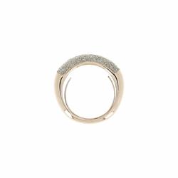 Closeup photo of Thin Diamanti Ring