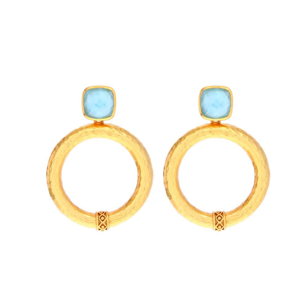 Catalina Statement Earring