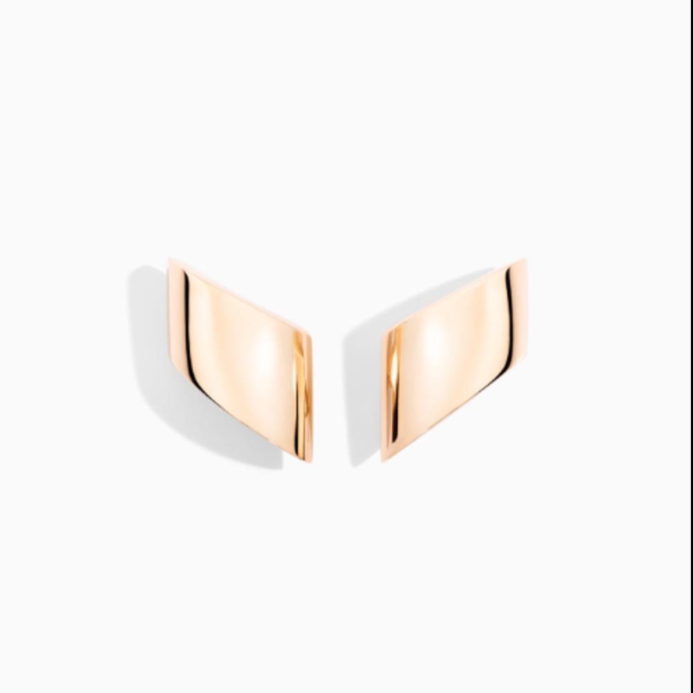Ear Clips Pink Gold - Vague Vague